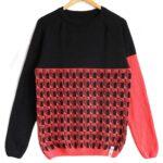 wool sweater lasna black top