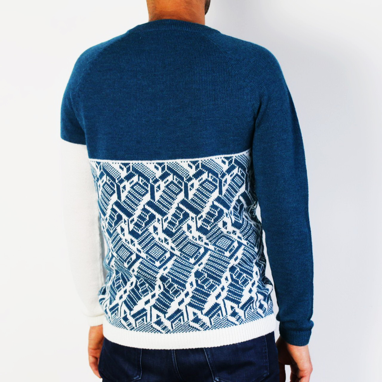 wool sweater mekoome no exit 5 1
