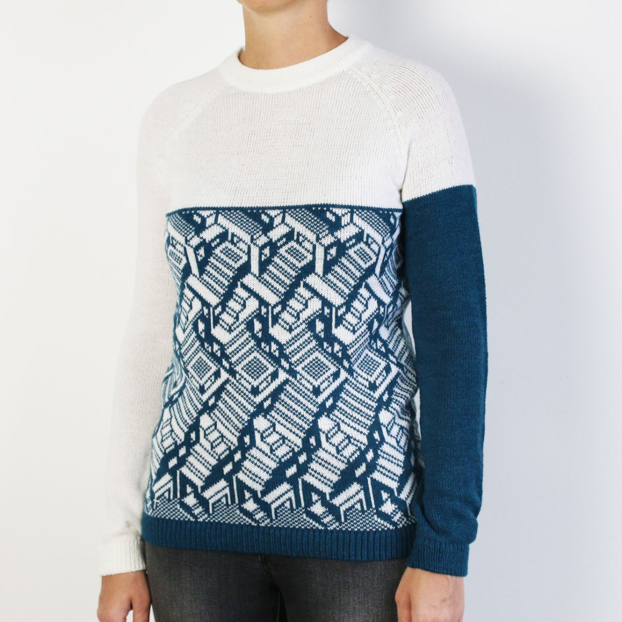 wool sweater mekoome no exit 6 1
