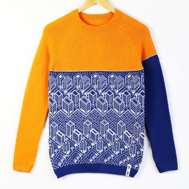 wool sweater mekoome urban 1m