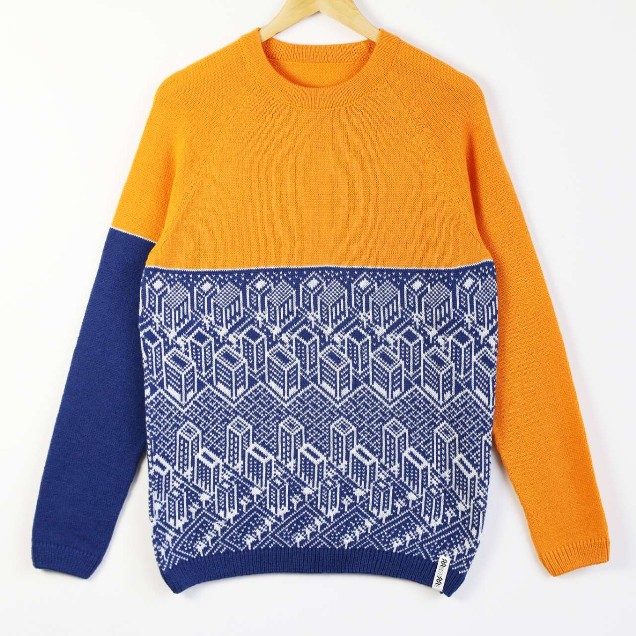 wool sweater mekoome urban 1n