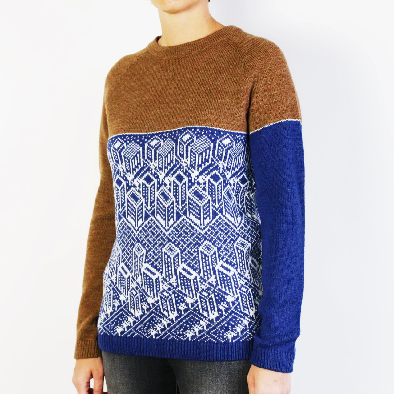 wool sweater mekoome urban 2n 1