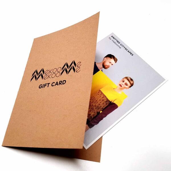 gift card mekoome