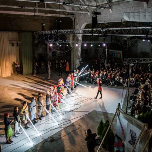 Mekoome fashion show DOM 5 min