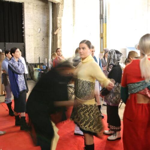 Mekoome fashion show DOM 8 min