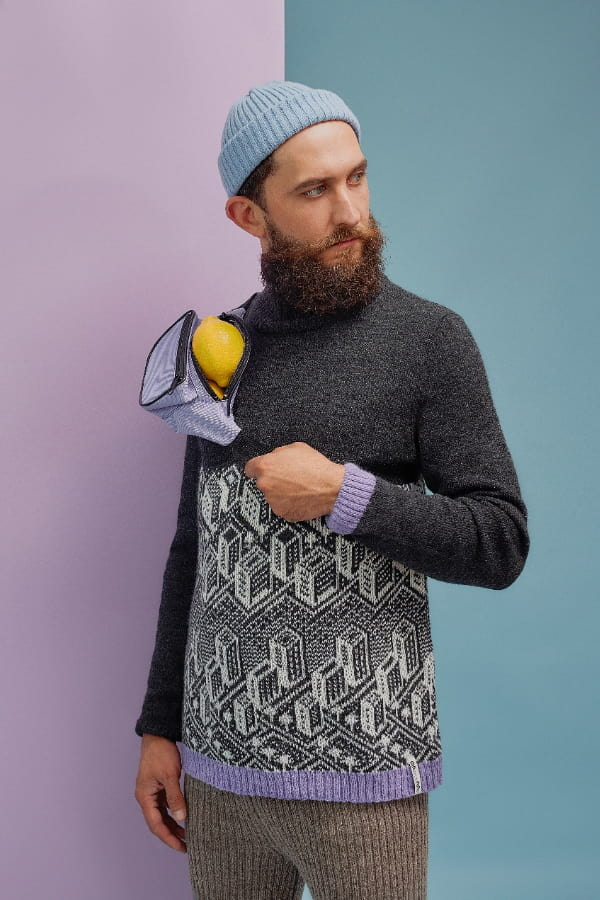 sweater Urban black midnight min 3