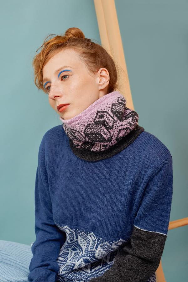 sweater Urban blue frost min 2
