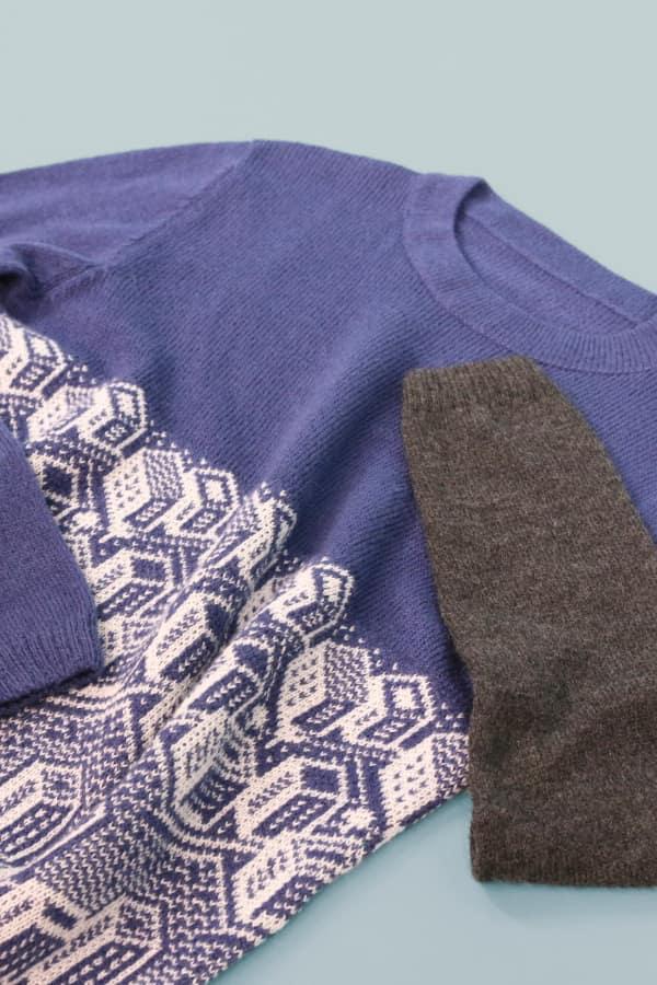sweater Urban blue frost min 4