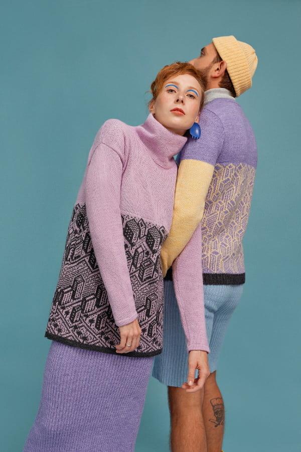 sweater Urban pink dawn min 1