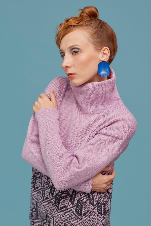 sweater Urban pink dawn min 3