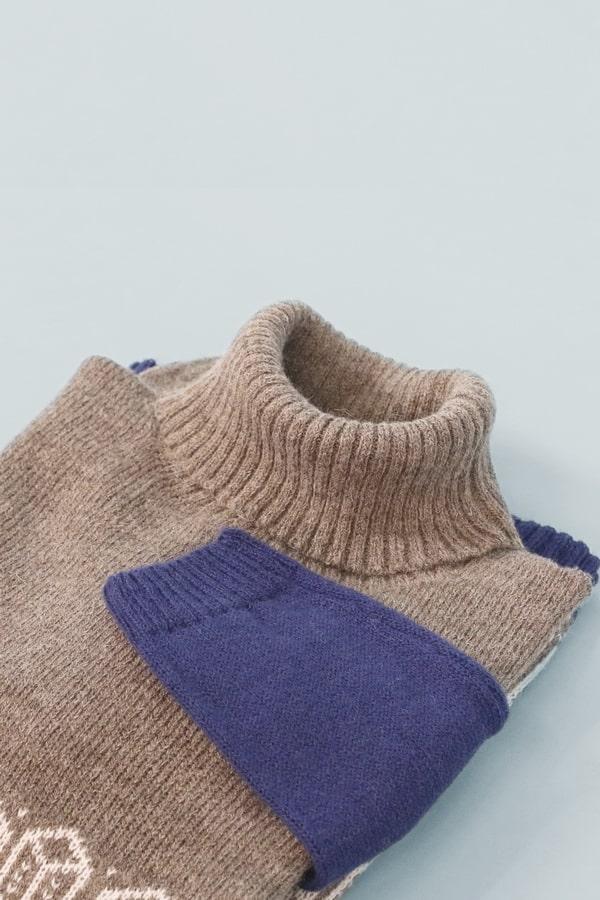 sweater City grey land